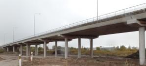 Valmis Kroodi ligi 200 meetri pikkune viadukt üle raudteede
