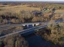 Tallinn-Pärnu-Ikla km 120,3-122,8 ja uue Nurmeveski silla ehitus